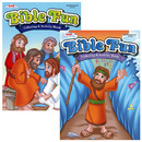 Bazic Products 47100-48 Kappa Favorite Bible Stories Coloring & Activity Book
