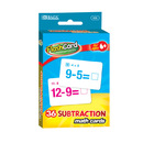 Bazic Products 533-24 Subtraction Flash Cards (36/Pack)