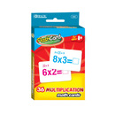 Bazic Products 534-24 Multiplication Flash Cards (36/Pack)