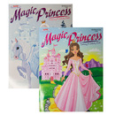 Bazic Products 732-48 Kappa Pretty Princess Party Coloring & Activity Books