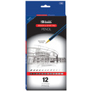Bazic Products 745-24 Design & Drafting Pencil Set (12 Assortment)