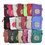 "Aspire Cotton and Linen Pouch with Drawstring, Wedding Favor Bags, 4-1/2"" x 5-1/2"", Assorted Colors, Wholesale Lot, Graduation Gift, Price/20 Pcs"