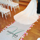 Cathy's Concepts 1015E Elegance Aisle Runner