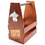 Cathy's Concepts DL-2290 Personalized Drink Local Wooden Craft Beer Carrier w/ Opener