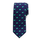 Ox and Bull OB-BRAC-KT-BB Brontosaurus Big Boys' Silk Tie