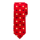 Ox and Bull OB-FTBL-KT-BB Football Big Boys' Silk Tie
