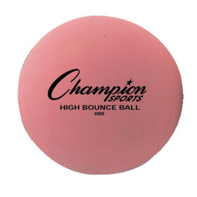 Champion Sports HBR High Bounce Ball, Price/ea