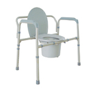 Oversized Commode 650 Lb Capacity