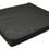 "Foam Wheelchair Cushion Black 18""W x16""D x 2"""