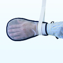 Complete Medical Supplies Padded Hand Mitts, Pair Padded / Mesh