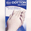 "Complete Medical Supplies Cotton Gloves - White Medium (Pair) Fits 7-1/2"" - 8-1/2"""
