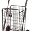Shopping Wagon All Purpose Cart Black