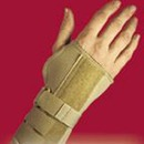 Thermoskin Carpal Tunnel Brace With Dorsal Stay Medium Right
