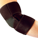 Complete Medical Supplies Elbow Wrap Black Universal
