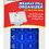 Complete Medical Supplies Pill Organizer Weekly w/28 Com 'One Week Plus Today' Blue