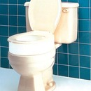 Raised Toilet Seat Elevator - Standard Carex