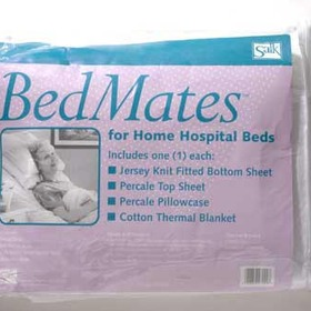 BedMates Home Hospital Bedding Set