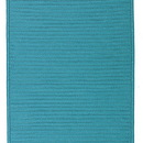 Colonial Mills H049R024X096S Simply Home Solid - Turquoise 2'x8'