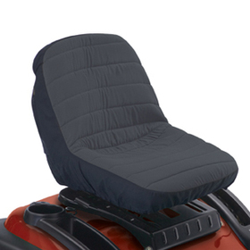 "Classic Accessories 12314 Deluxe Tractor Seat Cover - Small, Fits Seats with Backrests up to 12""H"