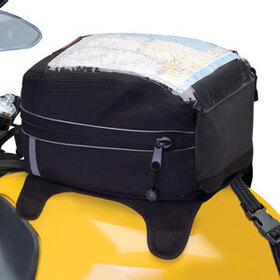 Classic Accessories 73717 Motorcycle Tank Bag - Black