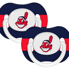 Cleveland Indians Pacifier - 2 Pack