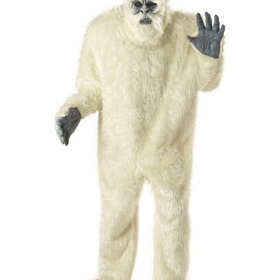 CALIFORNIA COSTUME COLLECTIONS 01082CC Abominable Snowman Adult Costume