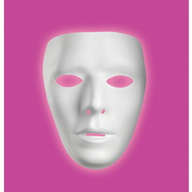 DISGUISE 10475DI Blank Male Mask