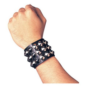 FORUM NOVELTIES 1471 Studded Wristband