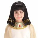 FORUM NOVELTIES 64889 Princess Cleopatra of Egypt Girl Wig