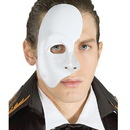 RUBIES COSTUME 4218 Phantom of the Opera One Half Mask
