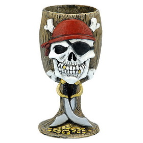 FORUM NOVELTIES 58546 Pirate Goblet