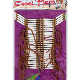 FORUM NOVELTIES 66484F Native American Chest Plate