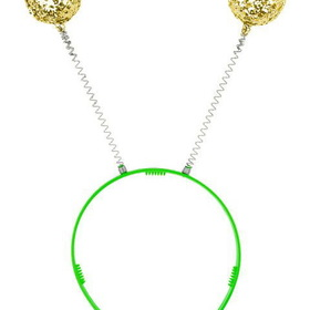 RUBIES COSTUME ATC0035420-GOLD Headband: Instect Antenna