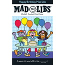 Happy Birthday Mad Libs
