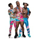WWE New Day Cardboard Standup