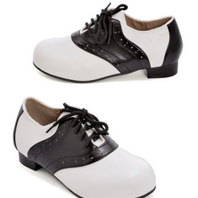CC60341-XS Saddle Shoes Child