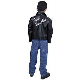 CHARADES COSTUMES CH00552TB Thunderbird Jacket Child Costume