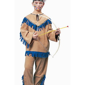 FORUM NOVELTIES F52815 Indian Boy Child Costume