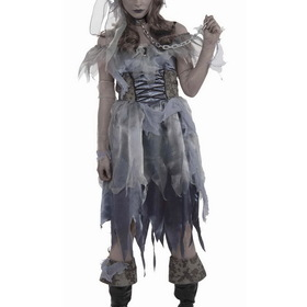 FORUM NOVELTIES F66622 Women's Zombie Pirate Costume