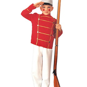 RUBIES COSTUME R10030 Toy Soldier Child