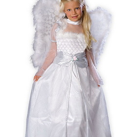 RUBIES COSTUME R882749 Rosebud Angel Child