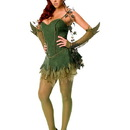 RUBIES COSTUME R889103 Adult Sexy Poison Ivy Costume