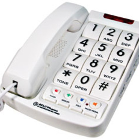 Northwest Bell 20200 Big Button Plus Corded Phone, 20200