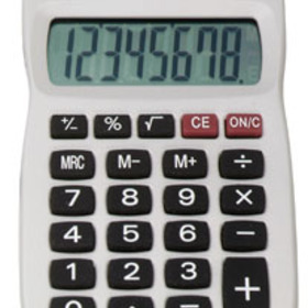 Victor 700 Handheld Calculator, 700