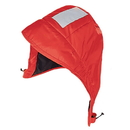 Mustang Classic Insulated Foul Weather Hood - Universal - Red