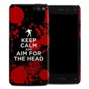 DecalGirl AFPHCC-KEEPCALM-ZOMBIE Amazon Fire Phone Clip Case - Keep Calm - Zombie