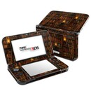DecalGirl N3DSLL-LIBRARY Nintendo 3DS LL Skin - Library (Skin Only)