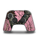 DecalGirl OUYAC-MOSSYOAK-BUPNK OUYA Controller Skin - Break-Up Pink (Skin Only)