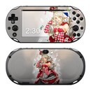 DecalGirl PSV2-QOCARDS Sony PS Vita 2000 Skin - Queen Of Cards (Skin Only)