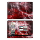 DecalGirl Acer Iconia Tab A510 Skin - Apocalypse Red (Skin Only)